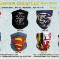 Face Masks / Face Scarf / Fabric Face Shields