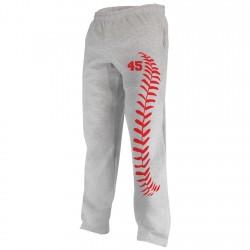 Baseball Fleece Trouser