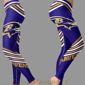 NFL Baltimore Ravens Leggings